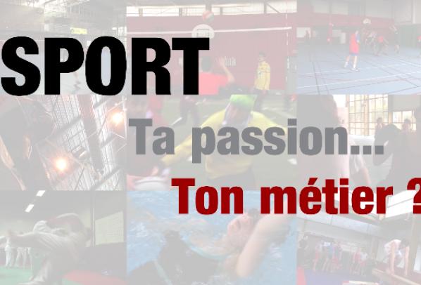 STAPS Ta Passion Ton Mtier Le Film